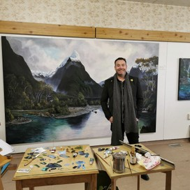 Art Lessons and Commissioned Investment Art Works