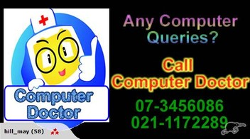 Computer Doctor, Services to your door!