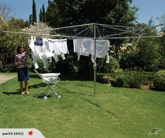 Clothesline supplier and Installations