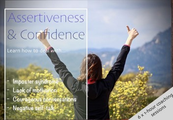 Assertiveness & Self-Confidence Coaching