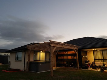 New Build, Fence, Deck, Pergola, Sleep Out Quote