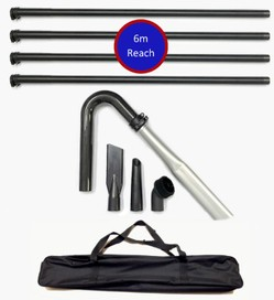 Gutter Vacuum Poles - NEW-