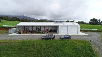 Alpine Farm Buildings - NZ wide Kitset Farm Sheds
