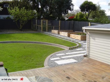 Kerbing - Irrigation - Landscaping - Fencing