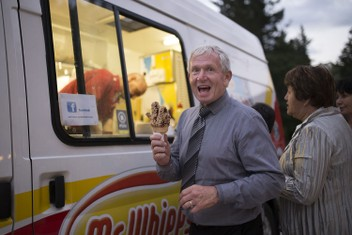 Mr Whippy Ice Cream at your event!