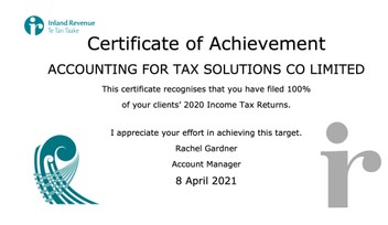 Accounting For Tax Solutions - Will beat any price