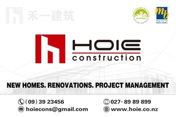 HOIE- New Home Build,Project Management