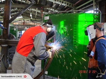 Welding Training & Testing that comes to you.
