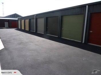 Storage Units and Workshops Christchurch