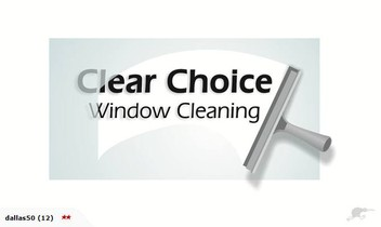 Clear Choice Window Cleaning - Steve & Debbie