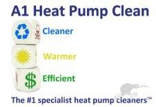 A1 Heat Pump Clean