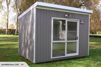 **Portable Rooms / Cabins. Rent from $60pw**