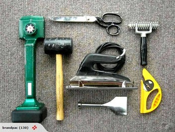 LAYING CARPET? SEVEN ESSENTIAL TOOLS FOR HIRE.