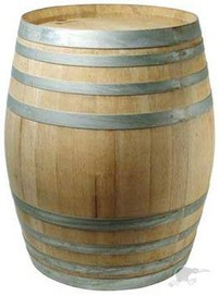 WINE BARRELS FOR HIRE