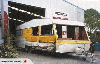 Caravan & Motorhome Repair & Build workshop