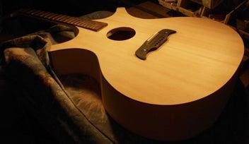 Musical Instrument Maker & Repairs