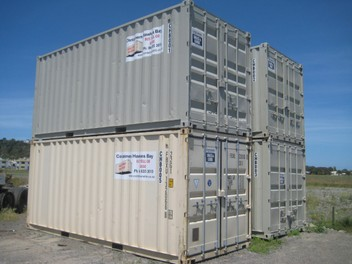 Shipping container Hire & Sales Hawkes Bay