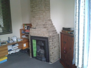 Chimney removal and alterationsChimney removal and alterations   Trade Me. Living Room Chimney Removal. Home Design Ideas