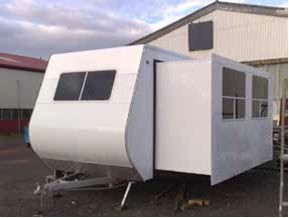 Caravan for long term hire
