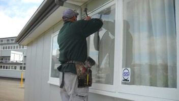 Glazing & Broken Windows Repaired