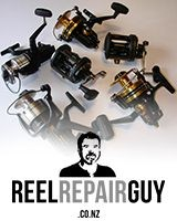 Reel Repair Guy - SwordfishSteve