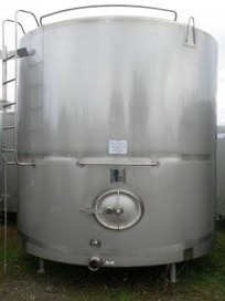 Stainless Steel Vats, Silos, Tanks And repairs