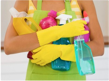 Experienced Home Cleaning team