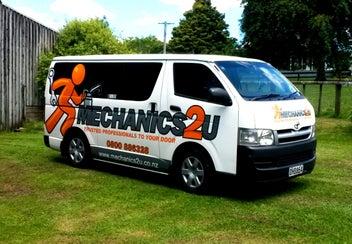 Mobile Mechanic - Servicing, WOF Repairs