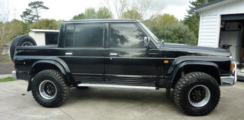 Nissan Safari & Other 4x4 Parts