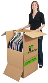 House Moving Boxes Rent or Buy from $1.90