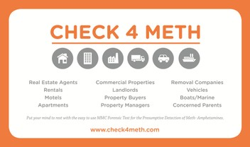 CHECK4METH PROPERTY SCREENING METH P KITS