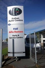 Fiat & Alfa Romeo, Parts & Service / Repairs