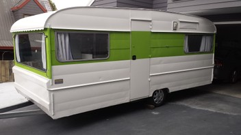 CARAVANS for hire from $90 per week (long term)