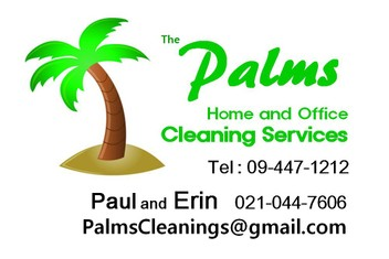 The Palms Home & Office Cleaning - Auckland Wide