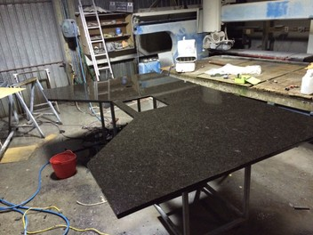 Kitchen benchtops, granite,engineered stone
