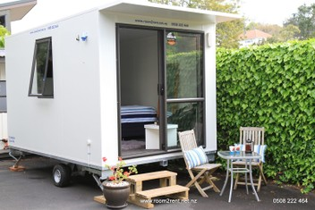 A Portable Cabin for Rent