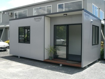 RELOCATABLE SLEEP OUT HIRE