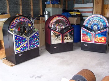 Wurlitzer Jukebox Pool Table Hire Lease Percentage