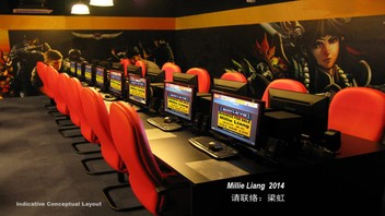 Queen St Cash Cow. Internet Cafe/Gaming Centre