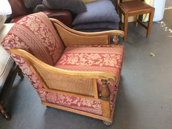 Upholstery and furniture repairs