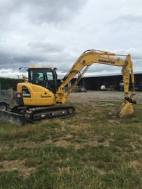 Digger and Truck Hire