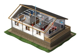 Heat Transfers, Ventilation Systems and Air Condit