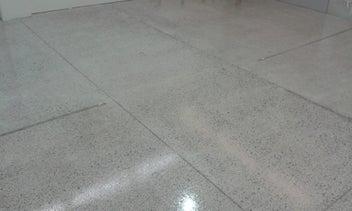Concrete polishing,Floor preparation