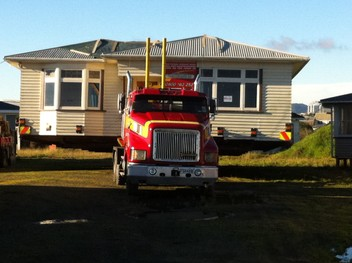 A building and House Removal company