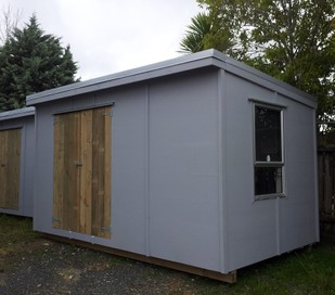 SHEDS FOR SALE in 3 sizes