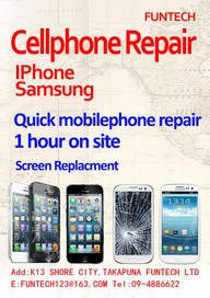 Phone Repair North Shore Takapuna