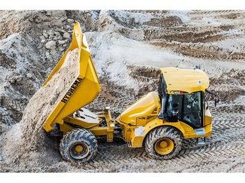 Hydrema 912ES 10 ton articulated dump truck 2015