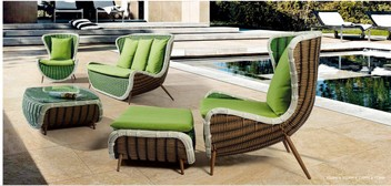 *MG* Customer-made PE Rattan Outdoor Furniture