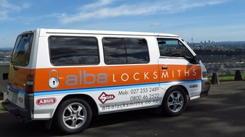 Auckland's Mobile Locksmiths: 0800 GO ALBA
