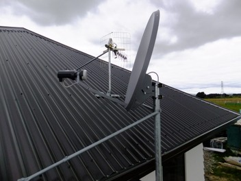 FREEVIEW Aerial and Satellite Dish installations.